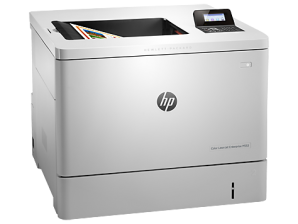 HP LJ Enterprise 500 color M553n