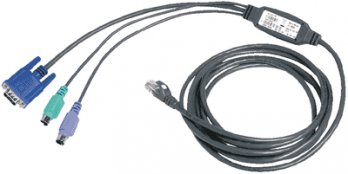 Кабель Avocent 15 PS/2 integrated access cable