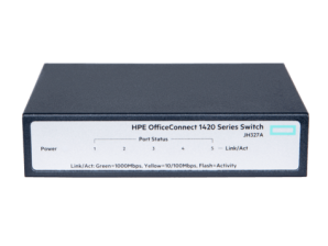Коммутатор HP HPE 1420 5G Switch
