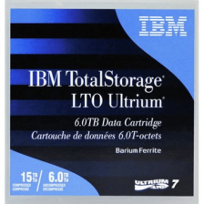 Картридж IBM Ultrium LTO7 Tape Cartridge - 6TB with Label (1 pcs)