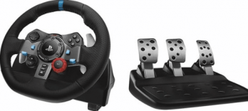 Контроллер игровой Logitech G29 Driving Force Racing Wheel для PlayStation®4,