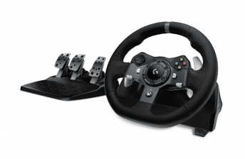 Контроллер игровой Logitech G920 Driving Force Racing Wheel - USB - EMEA (EU)